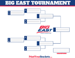 photo about Big Ten Tournament Printable Bracket titled Meeting Championship Event Brackets for University