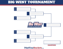 Big West Conference Championship