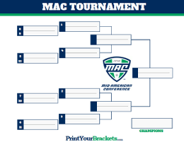 MAC Conference Championship
