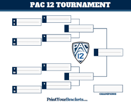 Pac 12 Conference Championship