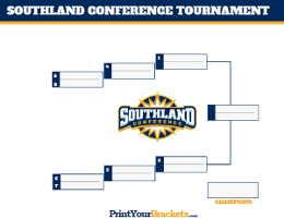 Southland Conference Championship