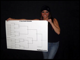 Blind Draw Tournament Bracket