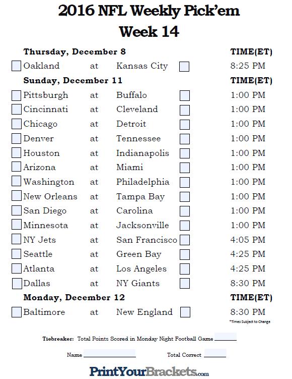 nfl schedule tomorrow nfl week 15 odds