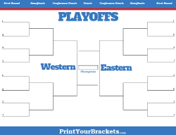 NBA Playoff Basketball Pool