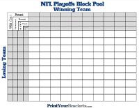 NFL Block Pool