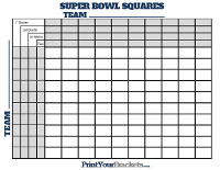 Quarterline Super Bowl Pool