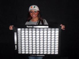 Super Bowl Pools Ideas print this handy grid Super Bowl Square Board