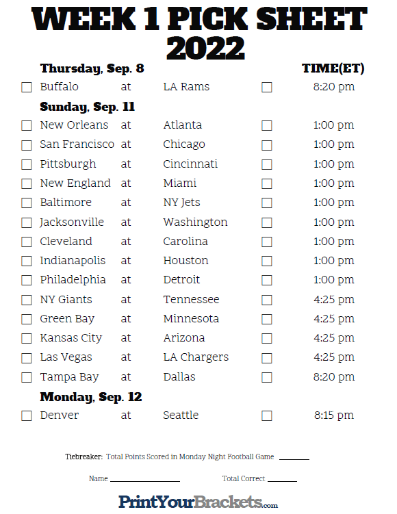 Gutsy image inside printable team schedules