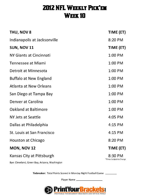 Nascar schedule 2013 truck, the 2011 nfl draft order, week