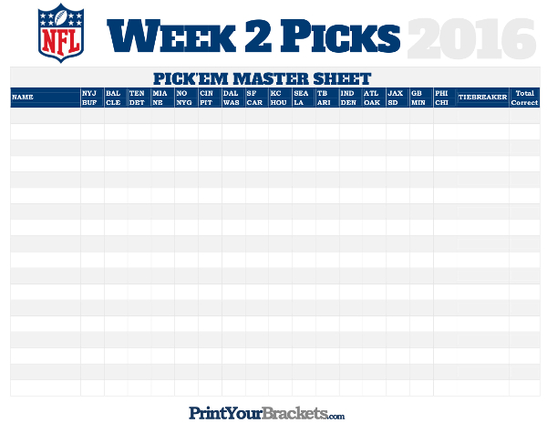 nfl games to bet on this week bowl pick em sheet